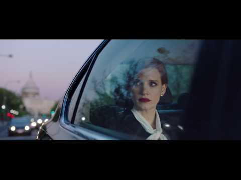 MISS SLOANE - UK OFFICIAL SHORT TRAILER [HD]