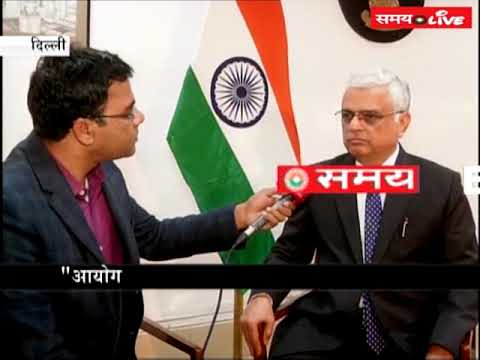 An exclusive interview with new Election Commissioner OP Rawat
