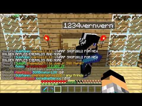 Minecraft: How to glitch through walls with Nodus