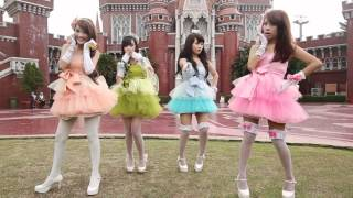 Sweet Cake Girls Band Indonesia - Cinta Yang Indah