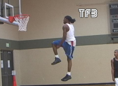 TFB:DUNKS:GOLDEN CHILD,WERM,GUY DUPUY& JONSEY:GAME FOOTAGE!!