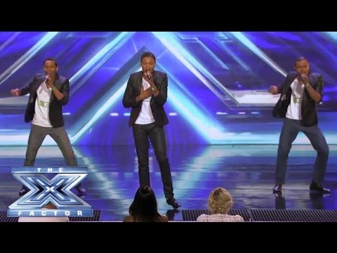 "AKNU – Brothers from LA Perform ""Valerie"" – THE X FACTOR USA 2013"