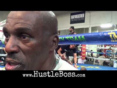 Roger Mayweather on Floyd showing him love, Vegas' role in boxing, great fighters of the past, more