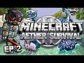 Minecraft: Aether 2 Survival Let's Play Ep. 2 - Dungeon Crawler