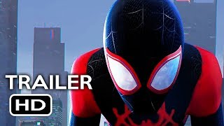 Spider-Man: Into the Spider-Verse Official Trailer #1 (2018) Marvel Animated Superhero Movie HD by Zero Media