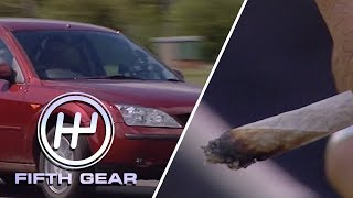 What Are The Effects Of Driving Stoned? | Fifth Gear Classic by Fifth Gear