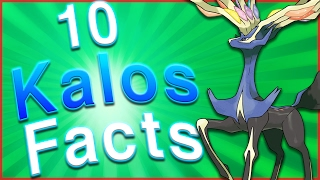 10 Interesting Facts About the Kalos Region! by HoopsandHipHop