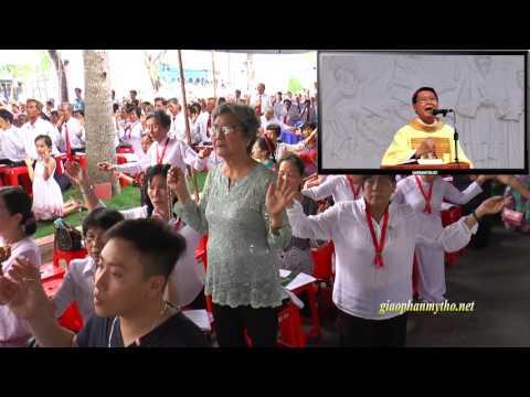 Đức Cha Phêrô giảng lễ: Ngày hành hương GĐPTTT, ngày 3.6.2016