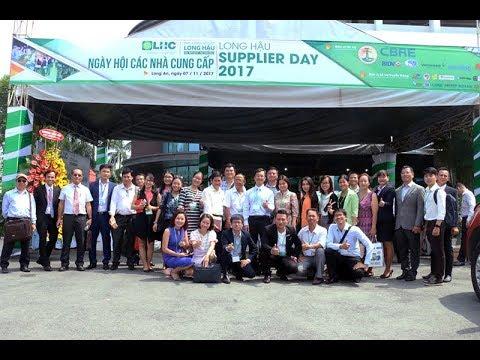 Long Hau Supplier Day 2017 - Ngày hội các nhà cung cấp KCN Long Hậu
