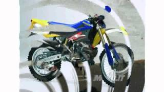 7. 2006 Husqvarna WR 250 - Walkaround [techracers]