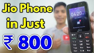 Video Bought Jio Phone in Rs 800 | Jio Phone Unboxing and Overview MP3, 3GP, MP4, WEBM, AVI, FLV September 2019