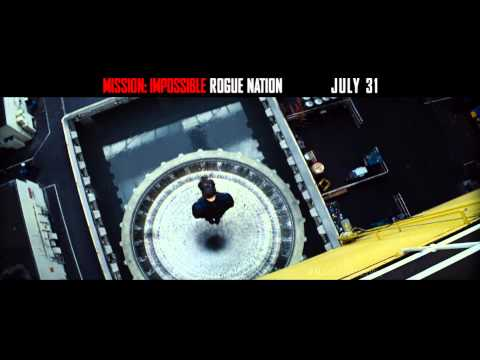 Mission: Impossible Rogue Nation (TV Spot 'Drive')