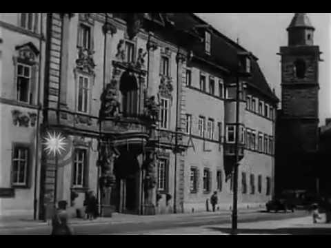 Erfurt 1937: Aufnahmen aus Erfurt aus dem Jahre 1937