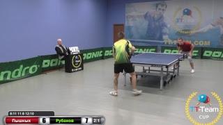 Хрипун Р. vs Костюк Б.