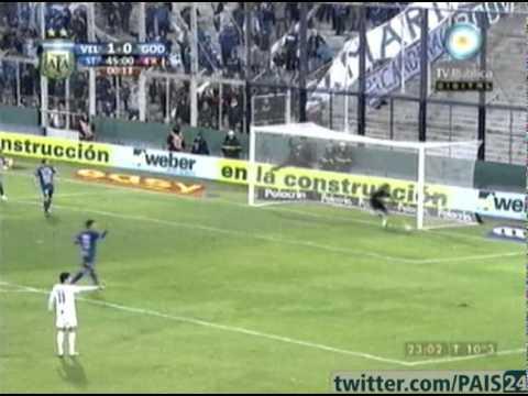 Vélez Sarsfield 2 - 0 Godoy Cruz (Clausura 2011)