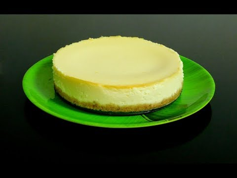 THE BEST NEW YORK CHEESECAKE RECIPE | Renil's Kitchen