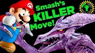 Game Theory: Why Ridley is Smash's Deadliest Fighter! (Super Smash Bros Ultimate)