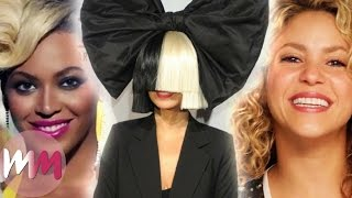 Video Top 10 Songs You Didn't Know Were Written By Sia! MP3, 3GP, MP4, WEBM, AVI, FLV Januari 2019