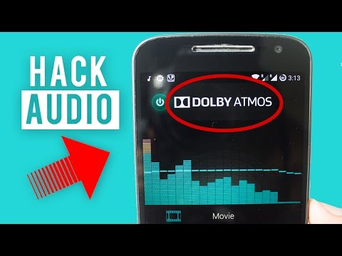 BEST AUDIO HACK FOR ANDROID! Install Dolby Atmos + Viper4Android on Nougat/Marshmallow/Lollipop