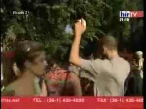 Ütött az óra! - flashmob a zsidóbarát zsidónegyedért
