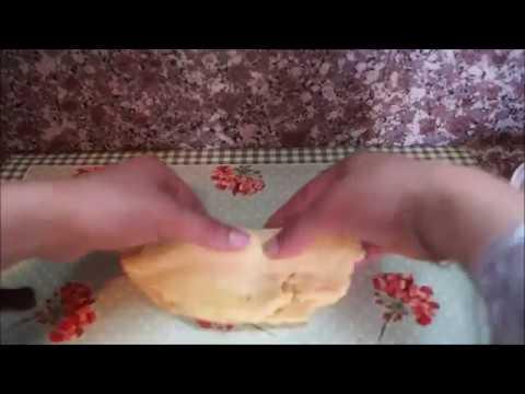 فيديو المقروط بالتمر و عقدة اللوز المقلي في الفرن