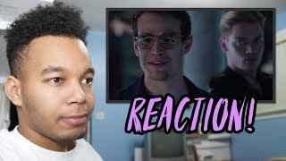 """Shadowhunters Season 1 Episode 2 """"The Descent Into Hell Isn't Easy"""" REACTION! (Part 2)"""