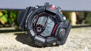 "Review of the super popular ""Master of G"" GW-9400-1 Rangeman with triple-sensor, tough solar & multi band 6 atomic time sync.Like on Facebook: https://www.facebook.com/PerthWAtchYouTube/#casio #gshock #gshockrangemanCasio G-Shock models featured (with triple sensor version 3):Rangeman GW-9400-1 (module 3410) - http://products.g-shock.com/asia-mea/en/_detail/GW-9400-1/Mudmaster GWG-1000DC-1A5 (module 5463) - http://products.g-shock.com/asia-mea/en/_detail/GWG-1000DC-1A5/===========Perth WAtch - Sharing my passion for horology and watches. Enjoy the videos on watch reviews, general thoughts & discussions, side-by-side comparisons, horology topics, and more!Watch Reviews Playlist: https://www.youtube.com/watch?v=h8DySE9bYGU&list=PL1qbhxREC4LQGhBi-ErvsxVz3Kc5P4FOxWatch Topics & Discussions: https://www.youtube.com/watch?v=u3IWov7lrrk&list=PL1qbhxREC4LT9JMopfMG2-wu6rFhsJCIuSubscribe: https://www.youtube.com/channel/UCjBOEG8LoZOV0qOO7TdlHlA?sub_confirmation=1===========Music:""Shiny Tech"" & ""ZigZag"" Kevin MacLeod (incompetech.com)Licensed under Creative Commons: By Attribution 3.0 Licensehttp://creativecommons.org/licenses/by/3.0/"