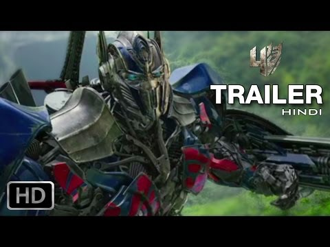 'Transformers: Age of Extinction' Teaser Trailer - Hindi   27th June