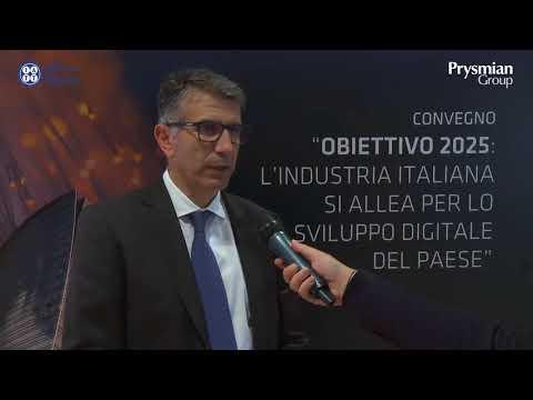 Obiettivo 2025: l'industria italiana si allea per lo sviluppo digitale del Paese