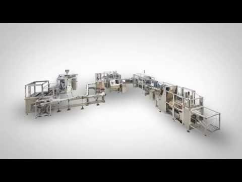 Sachet Filling & Packaging Line