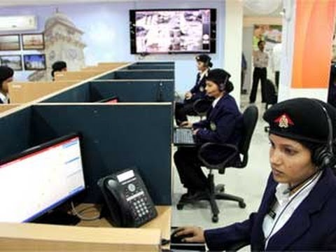 Kanpur - UP CM Akhilesh Yadav on Friday inaugurated hi tech police control room in Kanpur. The new control room has been equipped with internet connections, fitted wi...