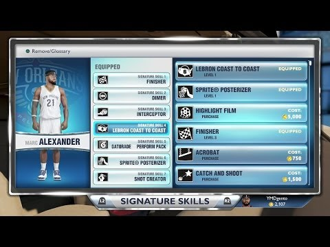attribute - NBA 2K14 Next Gen MyCAREER! PS4 My CAREER. ▻Let's aim for 1000 LIKES if you enjoy and want more My Career. ▻Follow me on Twitter! http://www.twitter.com/YMD...