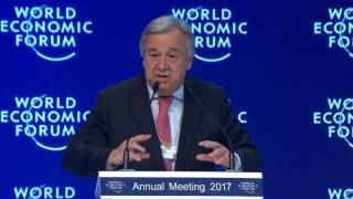 Nonton Davos 2017 - Cooperation for Peace: A New Vision for the United Nations Film Subtitle Indonesia Streaming Movie Download