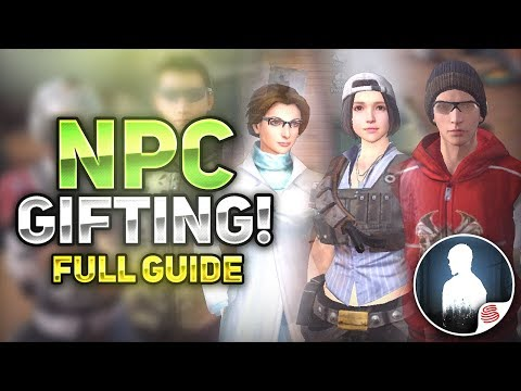 EVERYTHING ABOUT NPC GIFTING! - LifeAfter