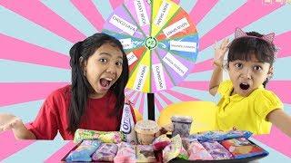Video MYSTERY WHEEL OF ICE CREAM CHALLENGE FOR KIDS ♥ RODA ES KRIM BANYAK MP3, 3GP, MP4, WEBM, AVI, FLV Januari 2019