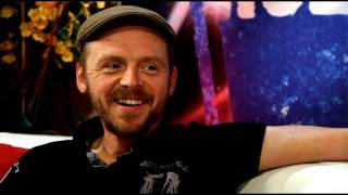 Simon Pegg: The Nerd Who's Done Well