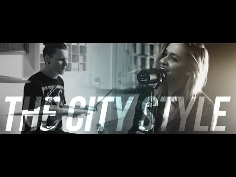 Taylor Swift / The 1975 - The City Style (mashup Cover By Twenty One Two & Haley Klinkhammer)