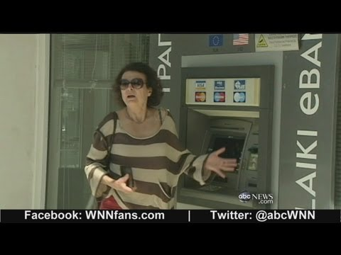 Cyprus Financial Crisis Worries Global Markets