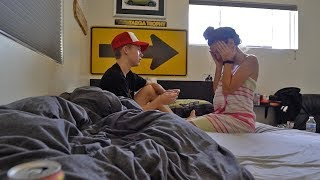 Let's Make A BABY PRANK On Girlfriend! *BACKFIRES*