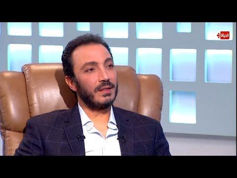 شاهد- رأي طارق لطفي في تجسيد خالد الصاوي شخصية شاذ جنسيا