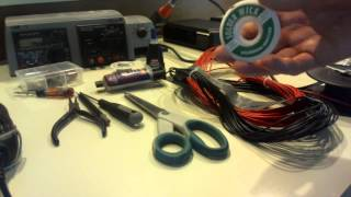 How To Make a Playstation 2 Portable! Part 1 - Tools and Supplies