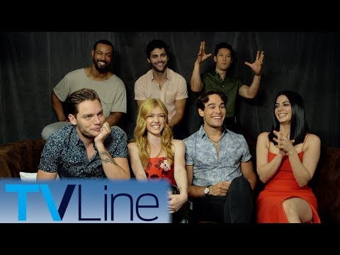 Shadowhunters Interview | Comic-Con 2017 | TVLine