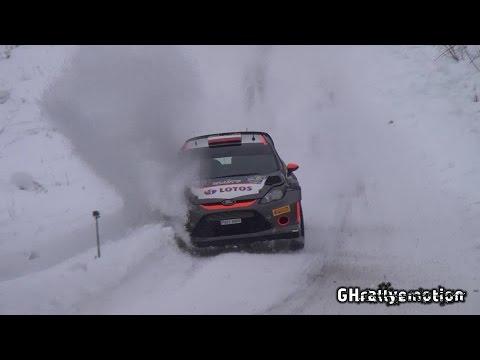 WRC Rally Sweden 2015: Friday Highlights - GHrallyemotion