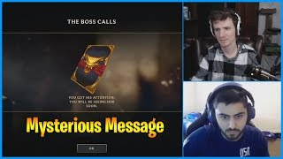 Hashinshin After Receiving a Mysterious Message from Riot Games | LoL Daily Moments Ep 774
