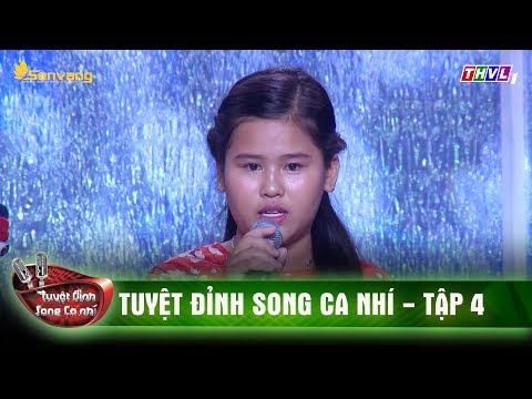 Thu Trang, Đại Nghĩa mê đắm giọng hát cao vút của cô bé 12 tuổi | Tuyệt đỉnh song ca nhí tập 4