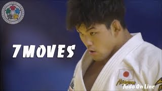 The Amazing Judo Skills of Shohei Ono in 7 moves