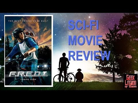 F.R.E.D.I. ( 2018 Kelly Hu ) aka FREDI Family Sci-Fi Movie Review