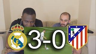 Video Real Madrid vs Atletico Madrid 3-0 All Goals Full Highlights: Barcelona Fan Reaction MP3, 3GP, MP4, WEBM, AVI, FLV Juni 2019