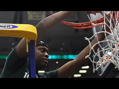 Cassius Winston Talks Big Ten Tournament Title | Michigan State Spartans