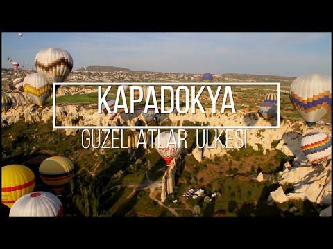 Kapadokya - Gezilecek Yerler